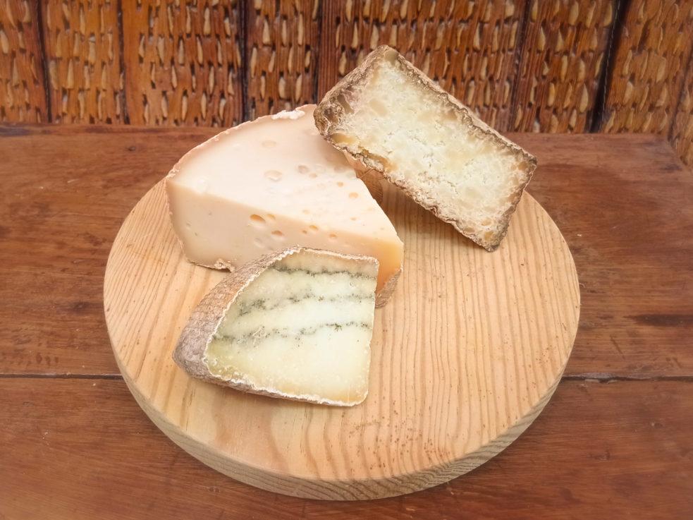 quesos madurados pasta dura de oveja queso curado tabla original de quesos