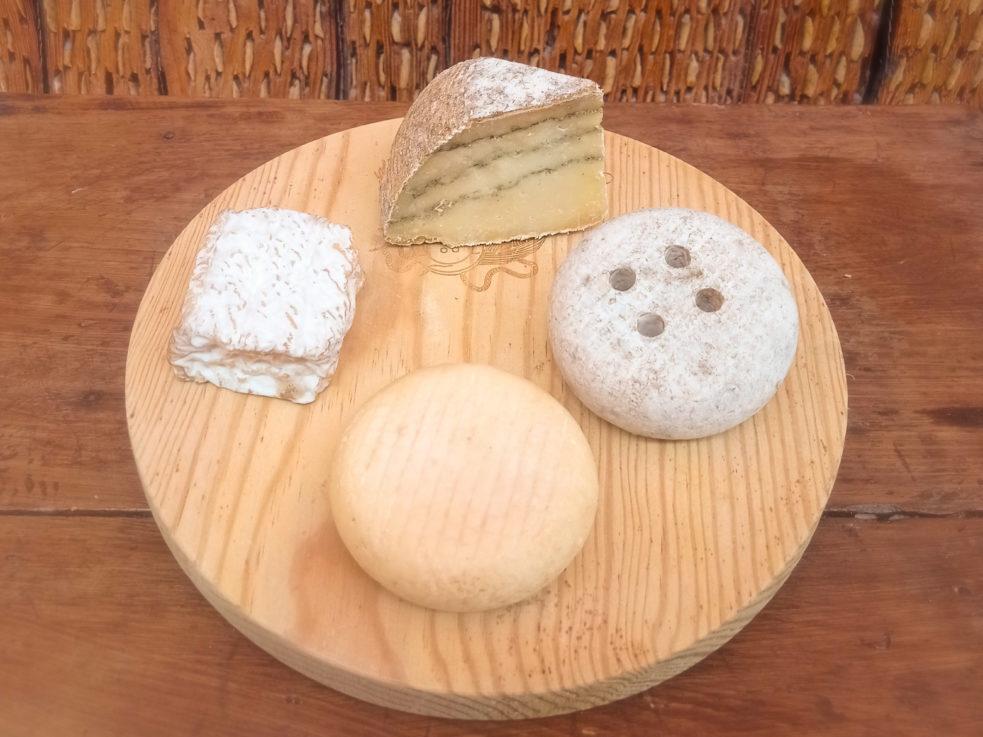 Lote pack queso artesano de oveja regalar queso