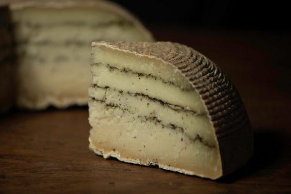 queso con menta original