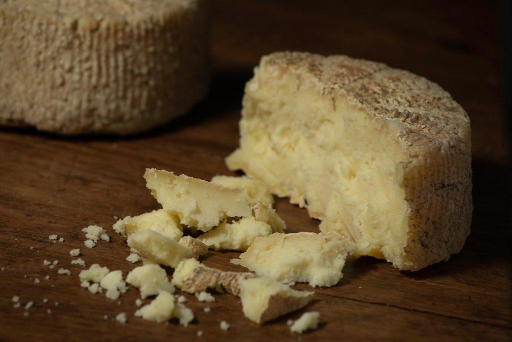 queso curado de oveja