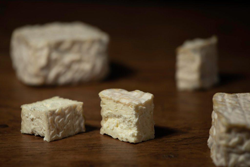 queso tipo rulo elaboración ácida