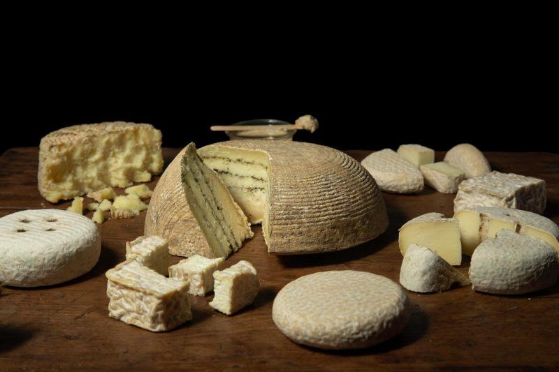 quesos artesanos oveja bonitos