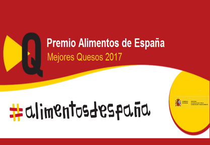 Premio alimentos de España mejor queso semicurado finalista