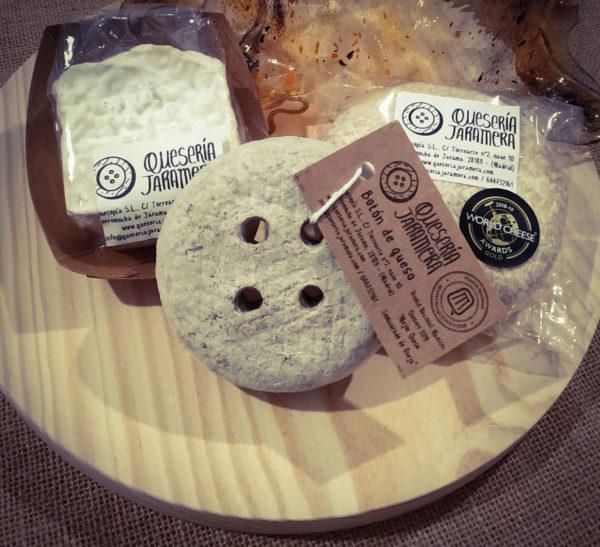 quesos artesanos para regalar