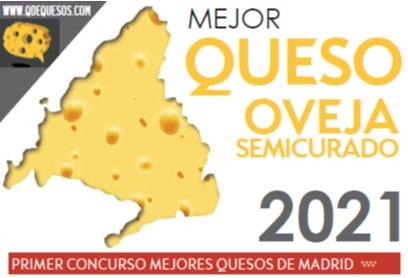 premio mejor queso de oveja semicurado de madrid 2021
